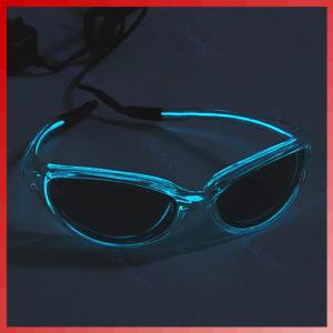 Neon-Brille SkyBlau