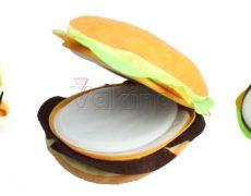 cd-tasche-hamburger-pluesch
