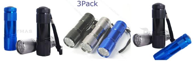 drei-taschenlampen