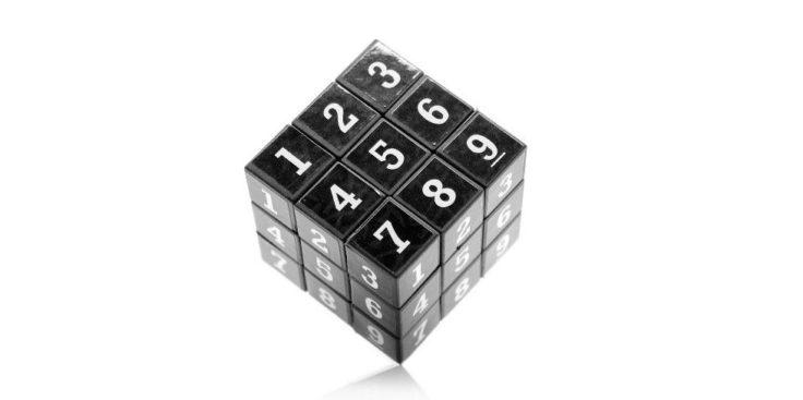 Der Sudoku-Zauberwürfel