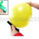 ballon trick