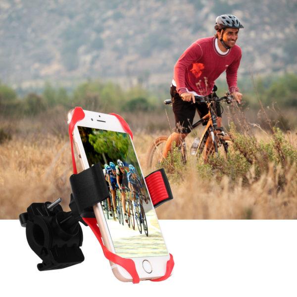 Smartphonehalterung fürs Fahrrad