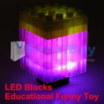 diy lego lampe