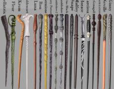 Harry Potter Zauberstab Auswahl