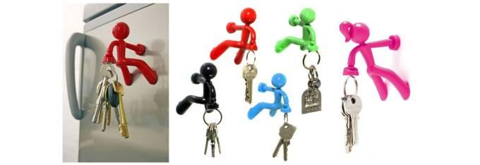 Magnetischer Schlüsselhalter Key Pete