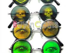 hologramm sonnenbrillen