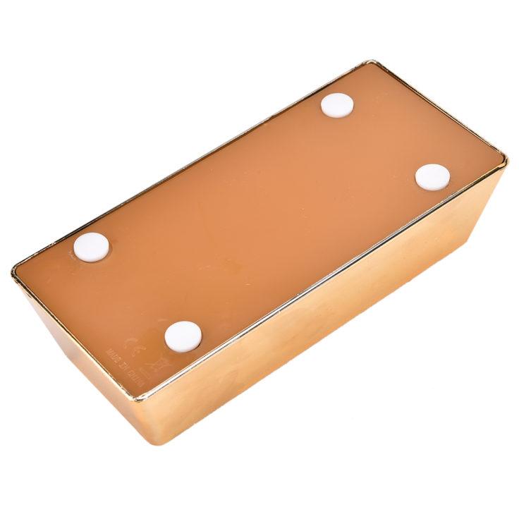 Türstopper Goldbarren Unterseite
