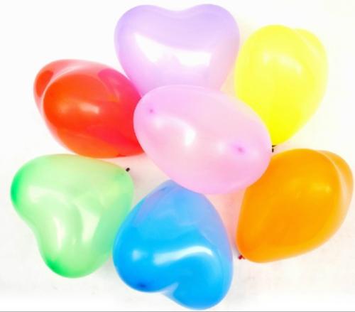 herz-luftballon