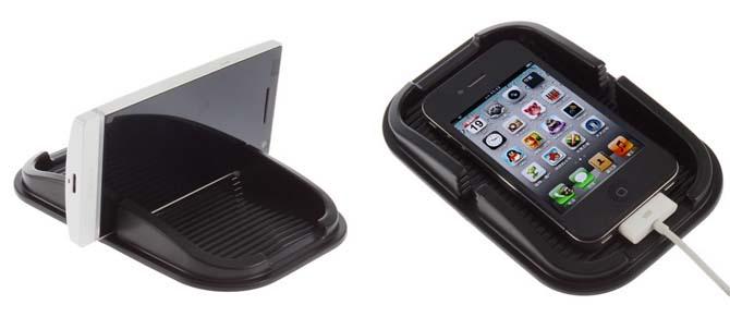 f rs auto armaturenbrett smartphonest nder f r 1 89. Black Bedroom Furniture Sets. Home Design Ideas