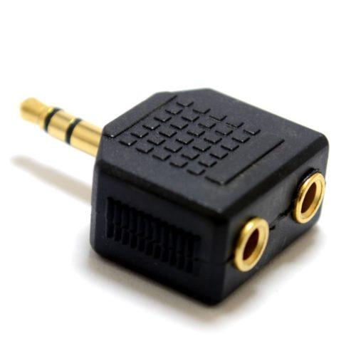 3,5mm Y-Adapter (2)