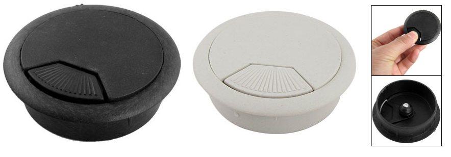 Sauber tischplatten kabeldurchf hrung f r 3 43 - Kabelabdeckung wand tv ...