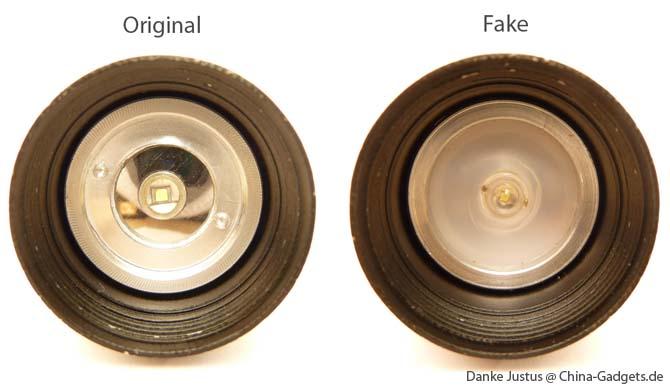 Cree Q5 Taschenlampe