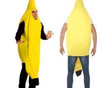 Bananen Kostüm