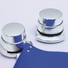 Mini-Tacker ohne Klammern mit Papier