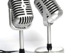 retro-mikrofon