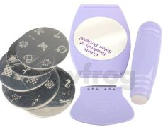 fingernagel-stempel-set