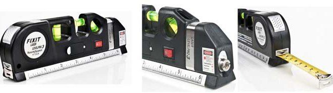 mutliwerkzeug laser wasserwaage ma band lineal ab 6 02. Black Bedroom Furniture Sets. Home Design Ideas