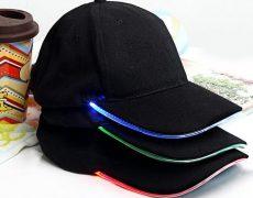 led-cap