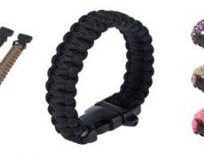 paracord-armband