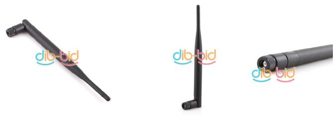 mehr reichweite 10 dbi wlan antenne f r 1 38. Black Bedroom Furniture Sets. Home Design Ideas