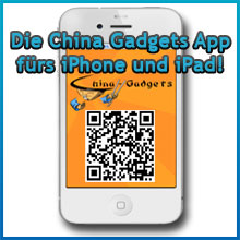 China gadgets App iPhone