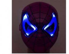 spiderman-led-maske