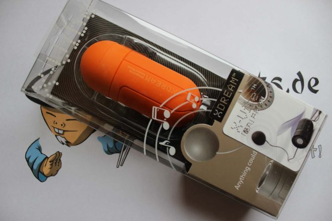 X-Vibe Lautsprecher aus China