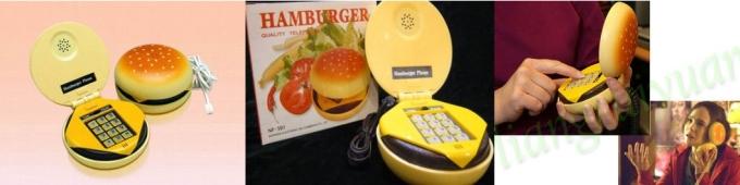 Cheeseburger-Telefon