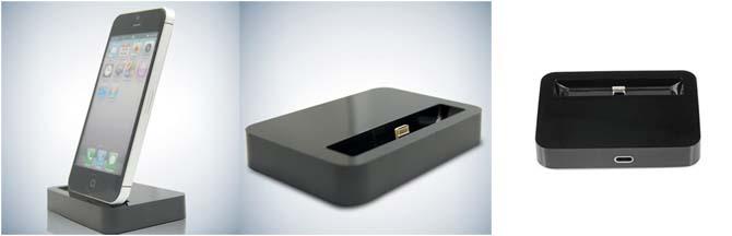 iPhone 5/6 oder 6 Plus Docking-Station ab 1,34€