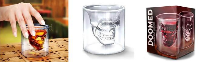 glas-schaedel
