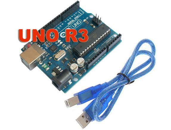 Arduino uno r atmega microcontroller