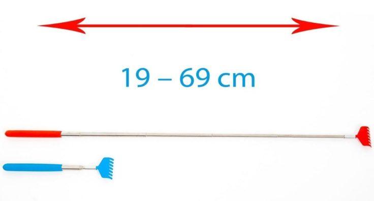 rückenkratzer Länge