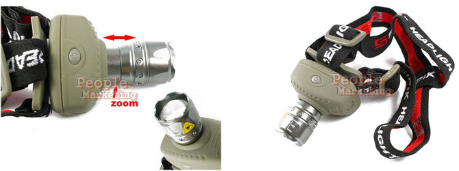 cree-stirnlampe
