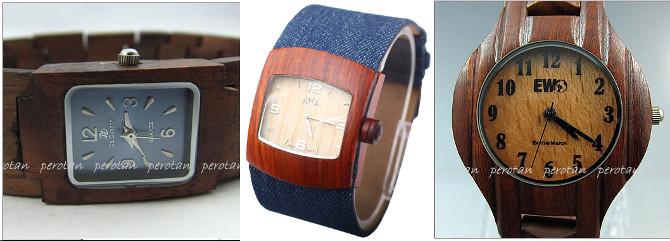 armbanduhren aus holz in verschiedenen designs ab 14,42€ inkl. versand,