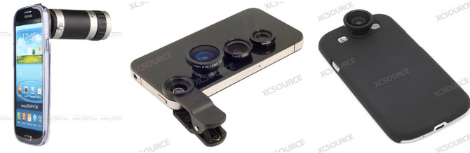 kamera aufsätze