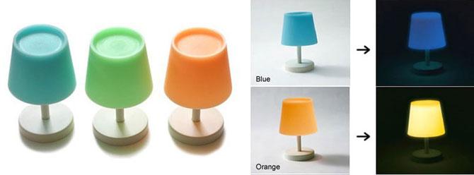 Kleine lampen my blog for Kleine nachttischlampe