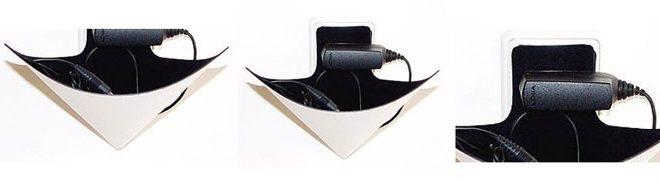 ablageschale f r das handy ladeger t f r 1 40. Black Bedroom Furniture Sets. Home Design Ideas