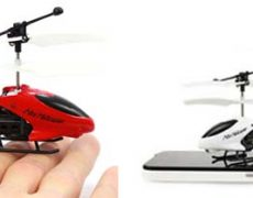 mini-helicopter