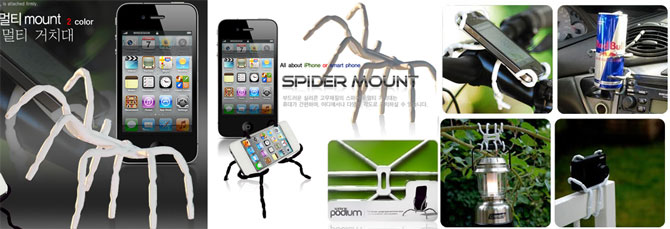spidermount