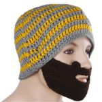 Epic Beard Man? Wintermütze mit Bart ab 3,38€
