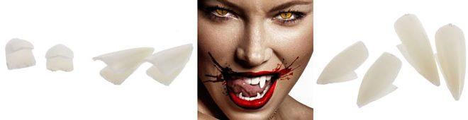vampirzähne selber machen anleitung