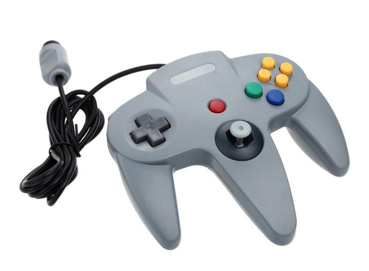 N64 Ersatz-Controller