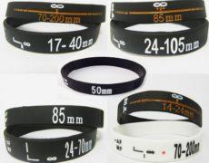 Silikon Armband im Fokusring Design