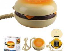 Cheeseburger Telefon