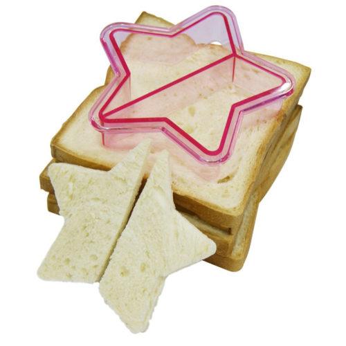 Herzausstechform für Toasts