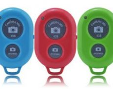 Fernbeienung-Smartphone-Kamera