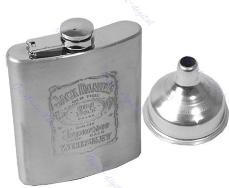 Jack Daniels Flachmann