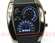 Rennfahrer-Uhr
