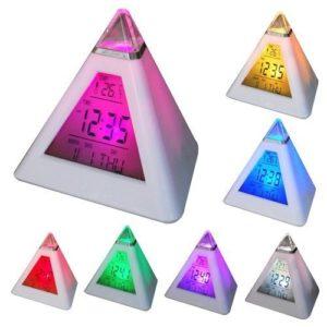 pyramide-wecker