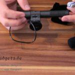 Aufsteckmikrofon für digitale Spiegelreflexkameras für 18,41€